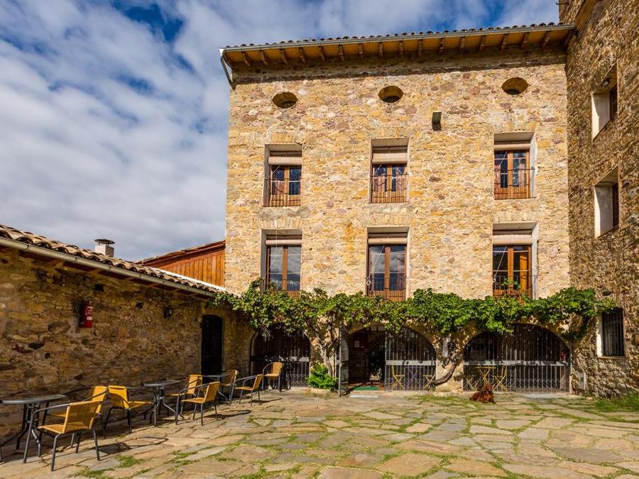 Alberg La Solana, Salàs de Pallars (Lleida)